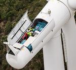 Siemens Gamesa ampliará 10 años, hasta los 30 años, la vida útil de toda la flota de aerogeneradores de uno de sus clientes en Aragón