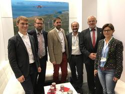 Die Chemie zwischen dem Dirkshof und der EWS aus Österreich stimmt: Parasol demnächst auch in Österreich (Foto: Dirkshof / Parasol GmbH & Co.KG)