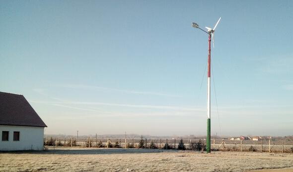 Fotos: BRAUN Windturbinen