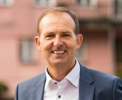 Bereit für seine neuen Aufgaben: Vorstandsmitglied Jürgen Koppmann (Bild: UmweltBank)