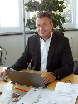 Stefan Keller, geschäftsführender Gesellschafter der te management Gruppe (Bild: UDI)