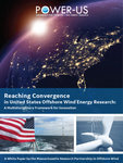 POWER-US report makes case for U.S. investment in collaborative offshore wind energy research and innovation