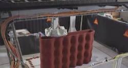 Sika treibt die Entwicklung des 3D-Betondrucks voran und liefert die nötigen Komponenten aus einer Hand (Bild:  Sika Deutschland GmbH)