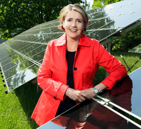 Dr. Simone Peter, BEE-Präsidentin (Bild: BEE)