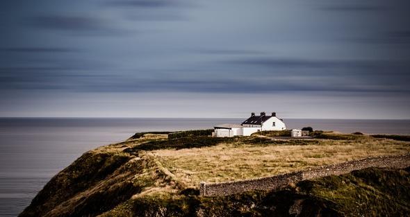Irland verfügt über eine Küstenlinie von 1.448 Kilometern (Bild: Pixabay)