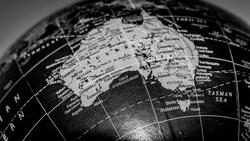 Detail_australia_globe
