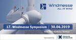 Einladung zum 17. Windmesse Symposium 2019