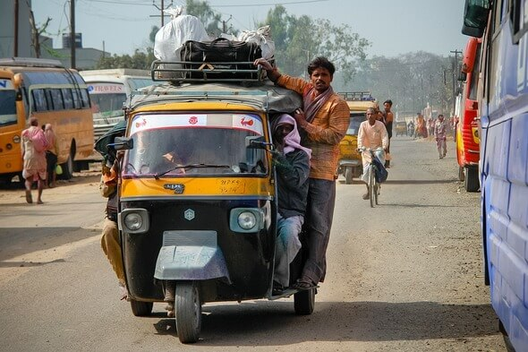 Indien sorgt mit hausgemachten Problemen für Chaos auf dem Windmarkt (Alle Bilder: Pixabay)