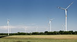Windpark Lübbenau (Bild: LKW)
