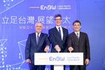 EnBW Opens Office in Taiwan