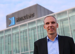 Mikael Helmerson, CEO of Roxtec (Image: Roxtec)
