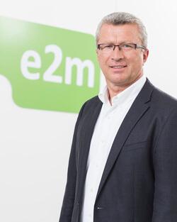 Bodo Drescher, Gesellschafter bei e2m (Bild: e2m)