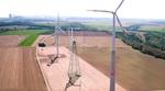Spatenstich für erste leise Groß-Windturbine