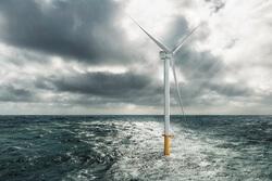 Die SG 10.0-193 DD ist eine der größten Windenergieanlagen der Welt (Bild: Siemens Gamesa Renewable Energy)