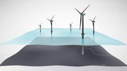 Hywind Offshore Wind Farm (Image: Statoil)