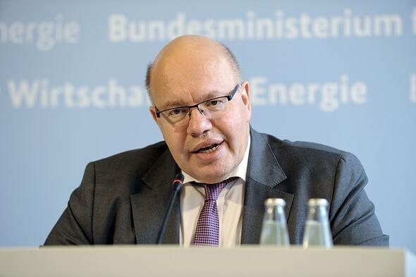 Bundeswirtschaftsminister Peter Altmaier (Bild: BMWi / Susanne Eriksson)