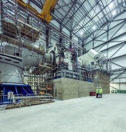 ORE Catapult's 15MW drive train test facility (Image: ORE Catapult)