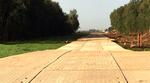 TPA Baustraße schützt das Rühlermoor: Dura-Base Zuwegung wurde in Rekordzeit erstellt