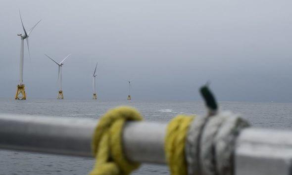 Block Island ist mit seinen insgesamt fünf Turbinen bislang der einzig realisierte Offshore-Windpark der USA (Bild: AWEA)