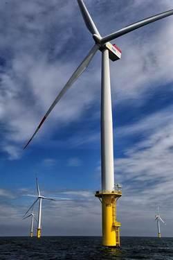 Die Deutsche Windtechnik startet im Juni den Anlagenservice im Offshore-Windpark Riffgat (Bild: EWE Offshore Service & Solutions GmbH)