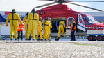 Helicopter airport makes its mark as a European offshore wind hub