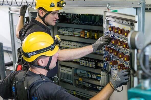 ENERTRAG WindStrom und Bavinck Wind Technik ergänzen sich zukünftig in den Dienstleistungsbereichen Inspektion und Schadensmanagement (Bild: ENERTRAG)