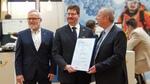 Qualitätsmanagement von EVK durch TÜV Rheinland zertifiziert