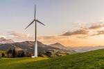Windpark auf Frøya in Norwegen wird weiter gebaut