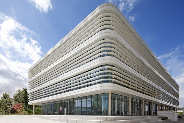 Firmensitz in Aachen (Bild: Trianel)