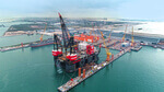 Hereema's Mega Crane Vessel Finished Construction