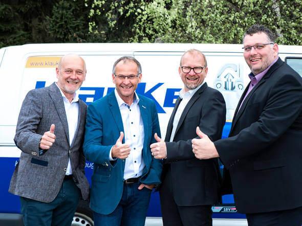 Team Klauke Österreich (Bild: Klauke)