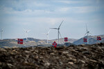 Norway's largest wind farm opened