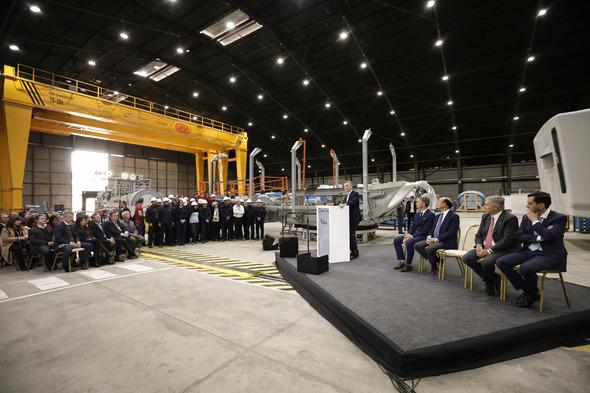 Bilder: Nordex Group