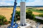 Windkraftbaustellen verwaist: Windkraft weiter im Abwärtstrend