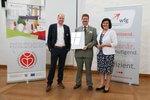 Enser Versicherungskontor meistert Rezertifizierung zum familienfreundlichen Unternehmen im Kreis Soest