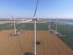 Weniger Anlagen, mehr Stromproduktion: Wörbzig am Netz