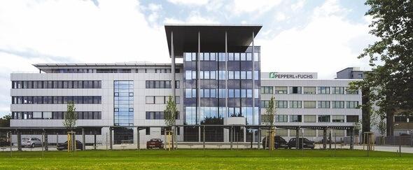 Firmenzentrale in Mannheim (Bild: Pepperl+Fuchs)