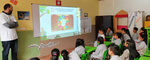 ACCIONA volunteers teach sustainability workshops to over 16,000 students in 18 countries