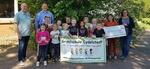 Energiekontor überreicht Spende von 3.000 Euro an den Förderverein der Kinder in Eydelstedt