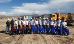 Goldwind's GW 2.5MW PMDD Smart Wind Turbines Entered Kazakhstan in Batches