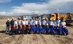 Goldwind's GW 2.5MW PMDD Smart Wind Turbines Entered Kazakhstan in Batches