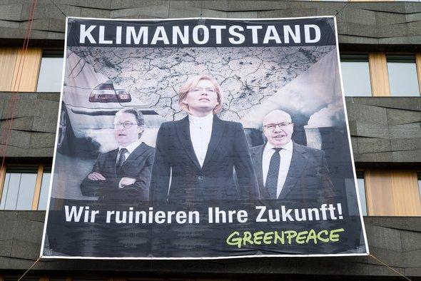 Bild: Greenpeace Twitter