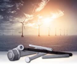 Auf der HUSUM Wind 2019 dreht sich bei REYHER alles um die branchenspezifische Versorgung mit Verbindungselementen (Bild: REYHER)