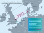 Auftrag für Siemens für 1. HGÜ-Verbindung zwischen Großbritannien und Dänemark