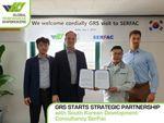 Global Renewables Shipbrokers starten strategische Partnerschaft mit südkoreanischem Entwicklungsberater SerFac