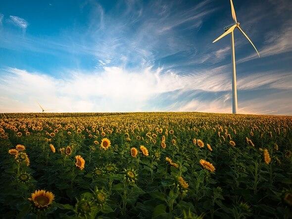 Findet die Energiewende in Deutschland künftig noch mit Windkraft statt? (Bild: Pixabay)