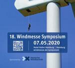 18. Windmesse Symposium 2020: Herzlich Willkommen, Deutsche Windtechnik!
