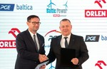PGE and PKN ORLEN join forces to develop offshore wind energy in Poland