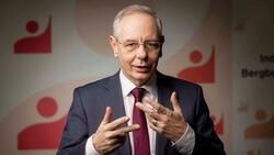Michael Vassiliadis, Vorsitzender der IG BCE (Bild:   Helge Krückeberg)
