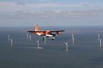 Wie verändern Windparks auf See den Wind?